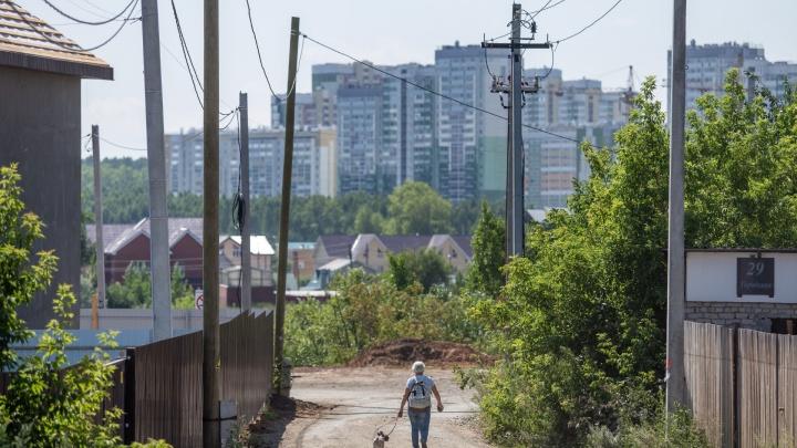 Золотые жилы, «горбатый» на крыше и фокстрот: 74.ru побывал в челябинском посёлке старателей