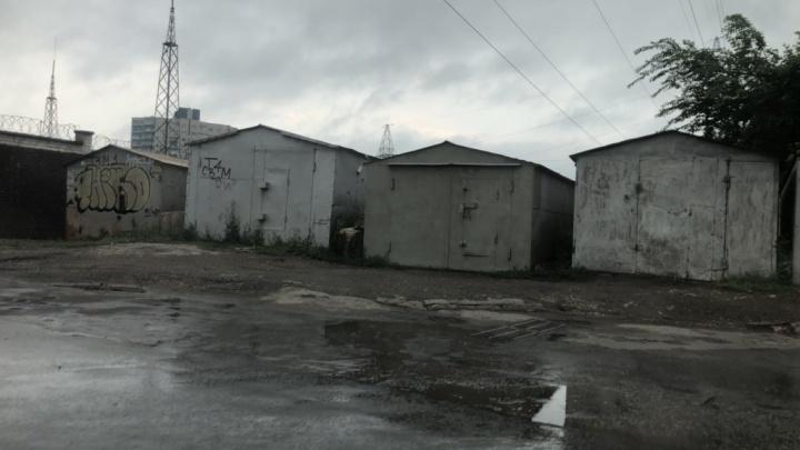 Самарцы просят снести гаражи и сделать на этом месте дорогу-дублёр Ново-Вокзальной