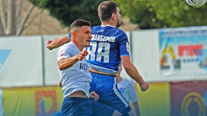 «Ротор» на Пафосе избежал пораженияот «КАМАЗа» в Кубке ФНЛ