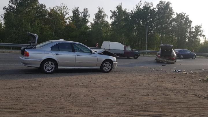 Ехал по обочине: смертельное ДТП по дороге в аэропорт спровоцировал водитель BMW