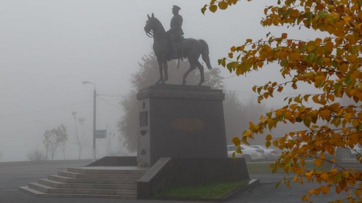«Осень, до свиданья»: в Волгоградской области сохранится сильный ветер и ударит мороз -13 ºС