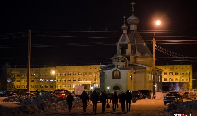 «Намокло»: власти Архангельска объяснили отключение тепла на 26-м лесозаводе испорченным топливом