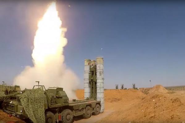 Учения ПВО проходят в Астраханской области