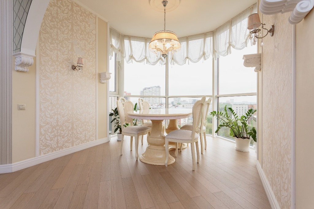 Далеко гляжу: ставим французские окна в квартире