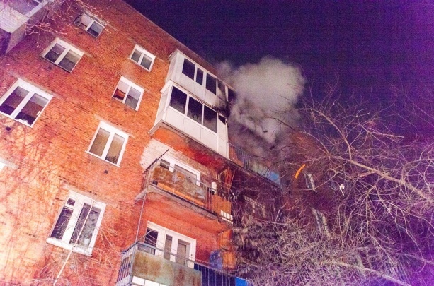 В Омске разыскивают хозяина квартиры, в которой взорвался газ