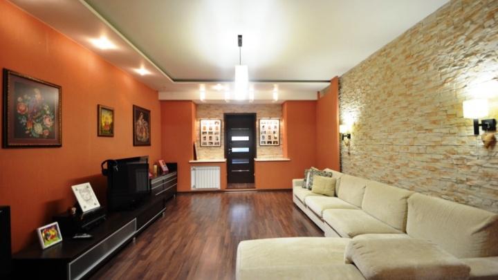 В Омске выставили на продажу самую многокомнатную квартиру. Смотрим, как она выглядит