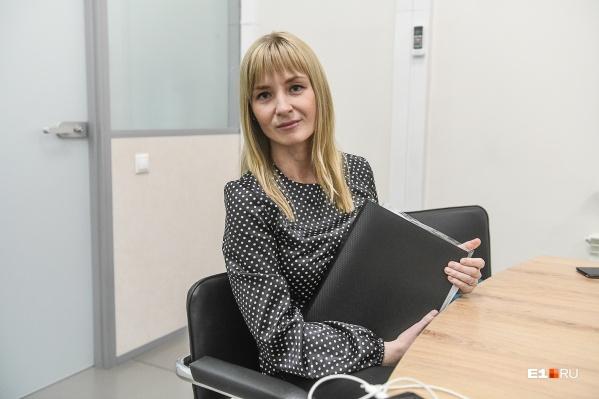 Ирина Зуева сама прошла через несколько попыток ЭКО, теперь делится своим опытом с другими пациентками кабинета бесплодного брака