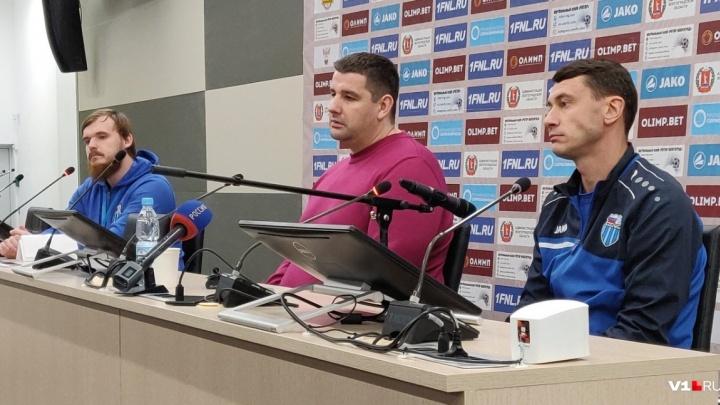 «Хотят выйти сухими из воды»: волгоградские болельщики потребовали отставки гендиректора «Ротора»