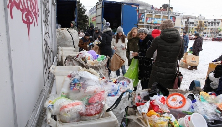 «Надо сдавать мусор»: в Ярославле пройдет акция «Экомобиль»