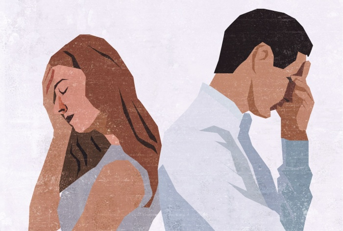 Измена — по-прежнему одна из самых распространенных причин развода