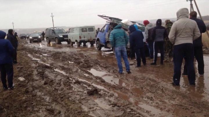 На автодороге «Волга» в Нижегородской области ограничат движение транспорта до декабря