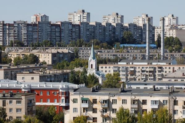 В Волгограде днём пройдёт дождь, а ночью будет немного теплее