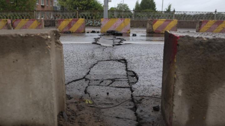 Стало известно, как долго будут ремонтировать Добрынинский путепровод. И кто будет подрядчиком