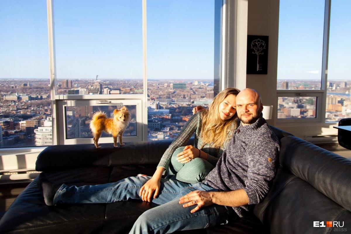 В Канаде Софья познакомилась со своим будущим мужем. Ильдар переехал из Москвы в Монреаль, когда ему было 14 лет