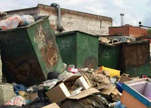 В Красноярске подняли тарифы на вывоз и захоронение мусора