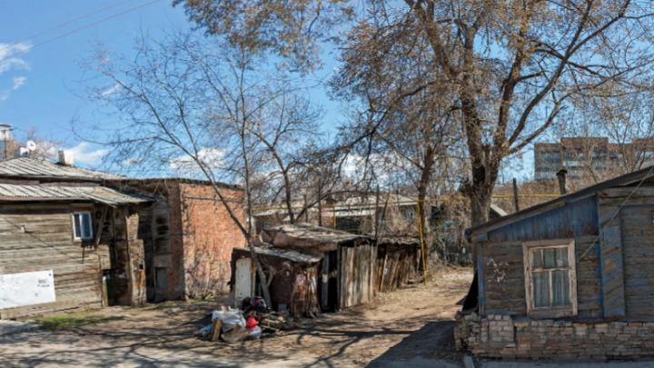 В Самаре хотят застроить квартал в границах Рабочей, Буянова, Вилоновской