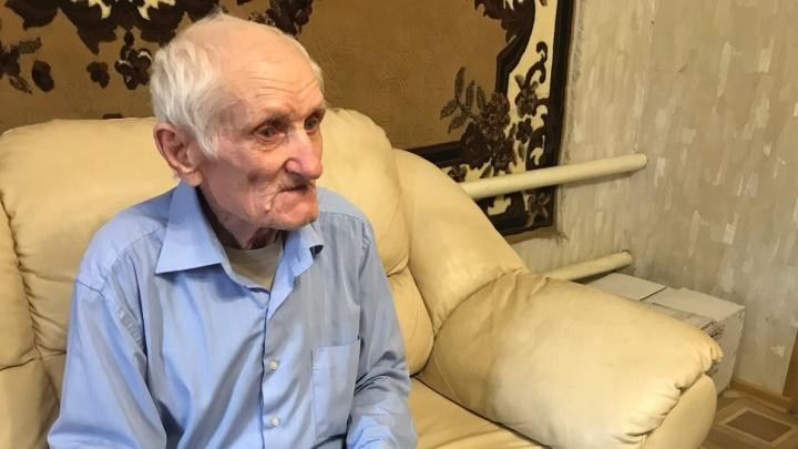 Ветерана Великой Отечественной войны забрали из дома и положили в психбольницу в Волгограде
