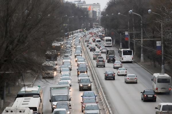 По генплану города проспект Стачки должны обновить до 2025 года