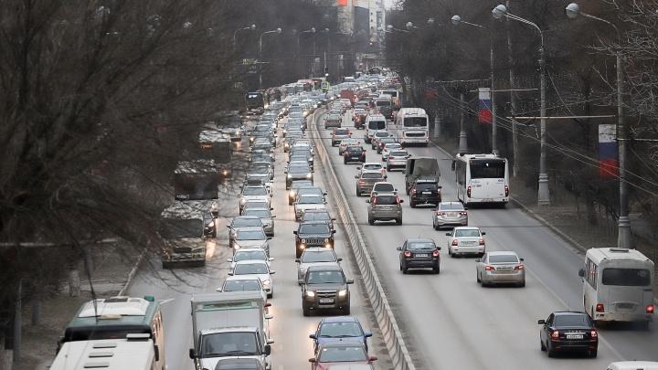 Реконструкция проспекта Стачки планируется не раньше 2022 года