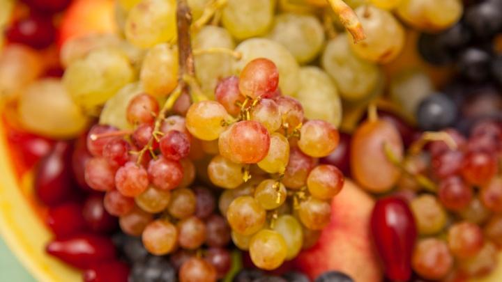 В Зауралье не пустили почти 18 тонн винограда из Бишкека