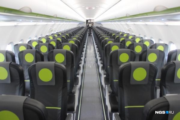 Во время ночного полёта у Airbus A320neo возникли проблемы с силовой установкой — самолёт пришлось заменить