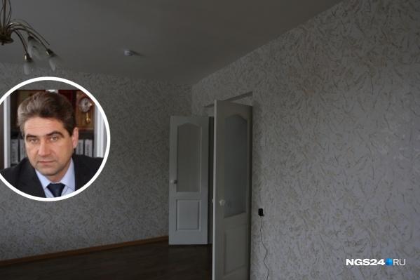 Артибякин попался на мошенничестве с жильем, будучи главой Боготола