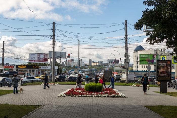 Епархия планирует построить часовню на центральной аллее улицы Восход