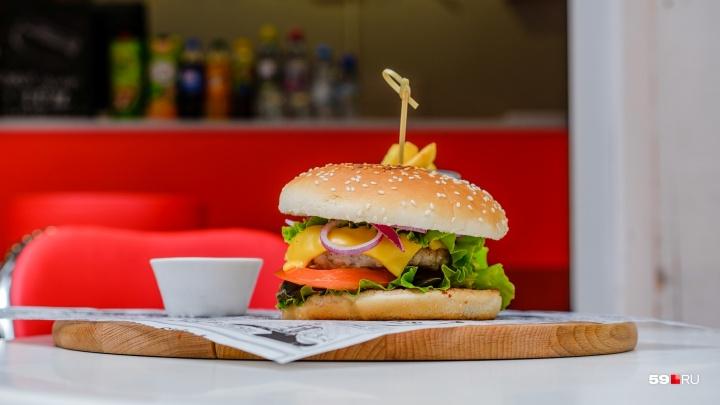 Гамбургеры, лаваши и жареное мороженое. Уличная еда в Перми: чем в городе перекусить на ходу