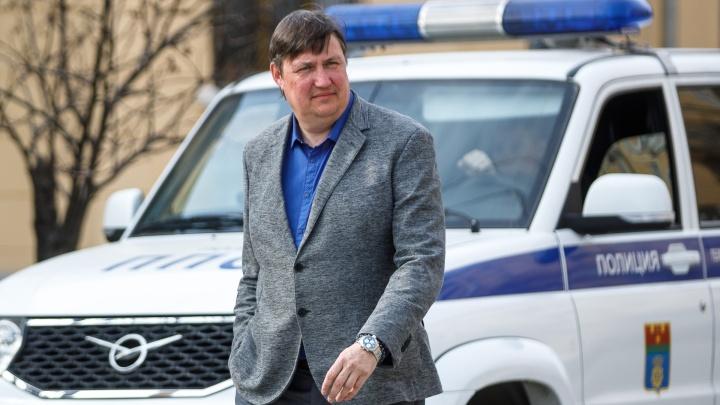 «Глубокая ошибка»: волгоградский депутат Александр Осипов не поверил в обвинения Михаила Музраева