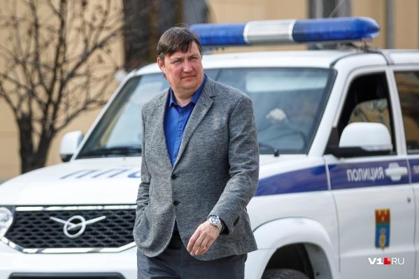 По словам Александра Осипова, сотрудники ФСБ задержали лучшего следователя России