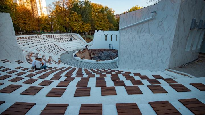 Театр сказок в парке имени Вити Черевичкина отремонтируют в ноябре