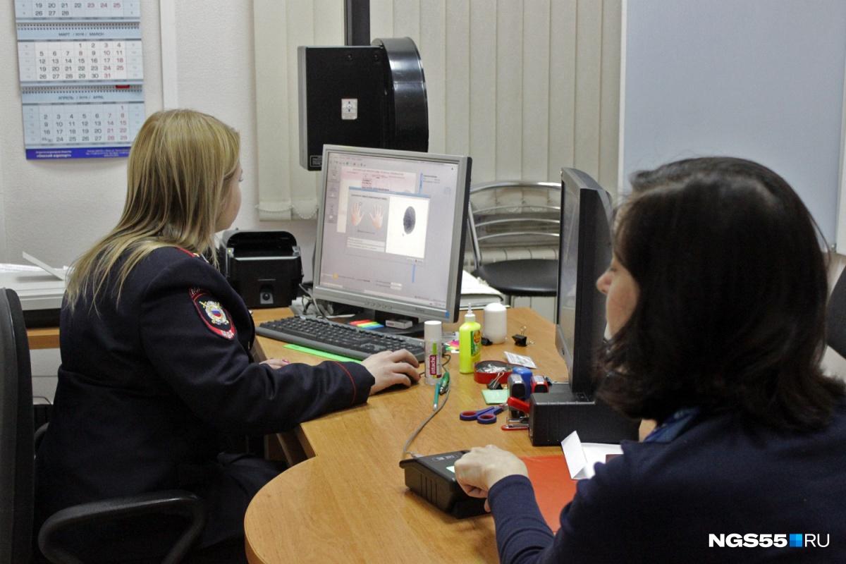 Дактилоскопия только в электронном виде —красить пальцы никто не будет