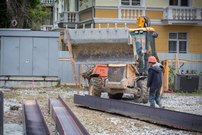 Дом на Первомайской, 60 уже начали строить