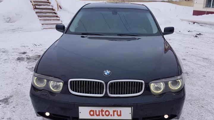 Поезженные машины: самый грозный BMW