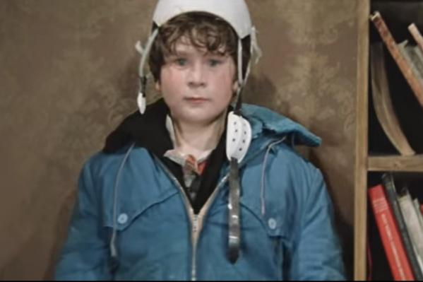 Николая Румянцева все знают как мальчика Петю, который не хочет чистить картошку