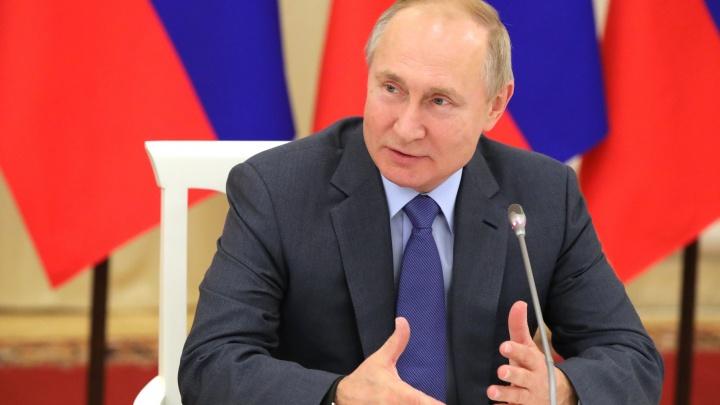 Путин назначил новых судей для Самарской области