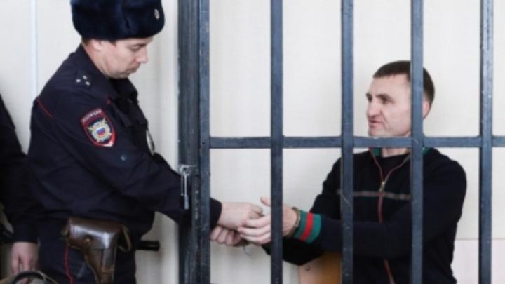 Курганский городской суд продлил срок ареста Романа Ванюкова до 28 мая