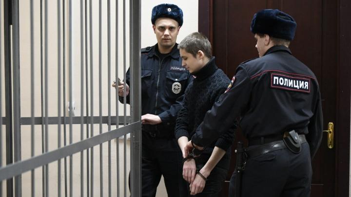 Студента, убившего ножом 15-летнюю школьницу на Уралмаше, оставили под стражей
