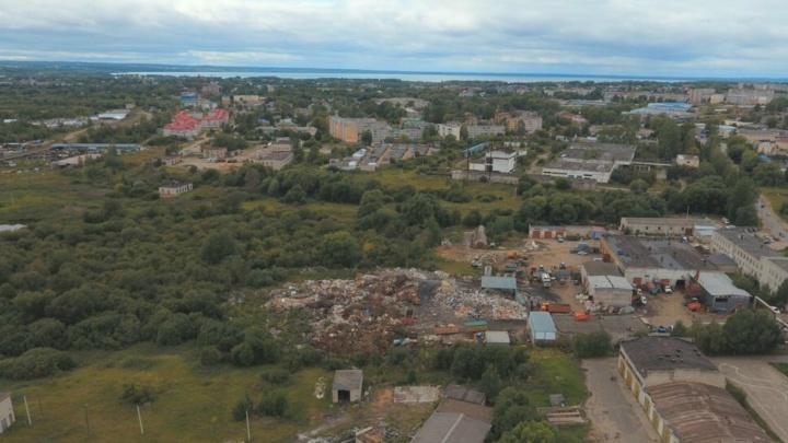 В Ярославской области в охранной зоне национального парка появился новый мусорный полигон