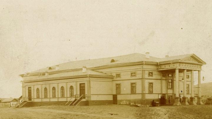 История кино: с чего все начиналось в Красноярске. Первый фильм и неудача первого здания кинотеатра