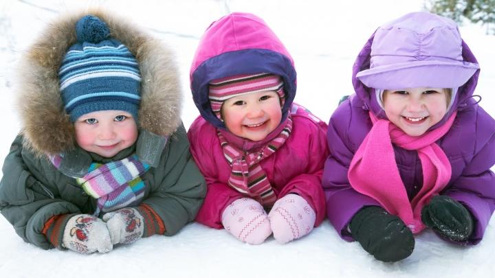 Сколько стоит одеть ребенка в зимнюю одежду