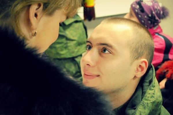 Андрей Михайлец жил в Екатеринбурге, а в Буланаш приехал в гости к бабушке