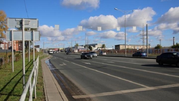 На Московском шоссе хотят построить надземный пешеходный переход