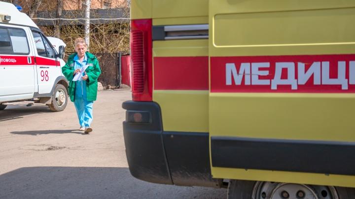 Самарской скорой помощи нужны санитары