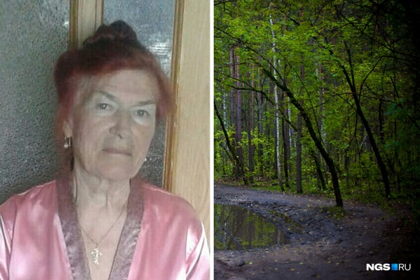 Пенсионерка планировала прогуляться всего несколько часов до наступления темноты и вернуться