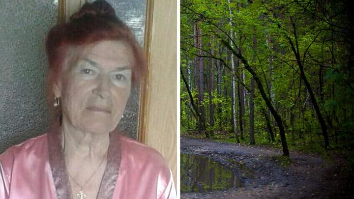 Женщину, ушедшую в лес за грибами, нашли погибшей спустя 5 дней поисков