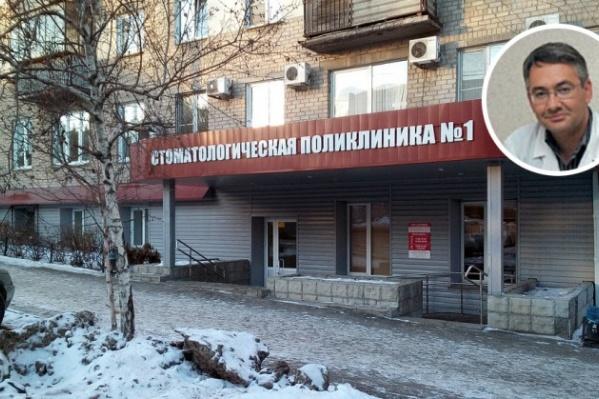 Дмитрий Кучин уверен, что стал врагом для горздрава после того, как отстоял свою поликлинику от оптимизации