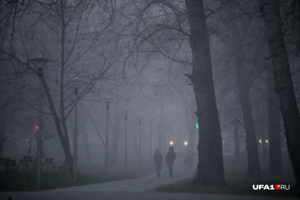 Остерегайтесь дыхания холода на улицах