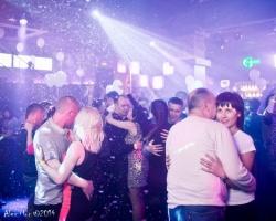 В субботу прошла вечеринка «Disco Дача»