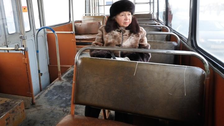 В Екатеринбурге подорожали проездные для пенсионеров